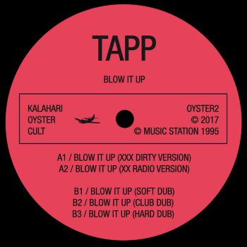 "Tapp: Blow It Up [12""]"