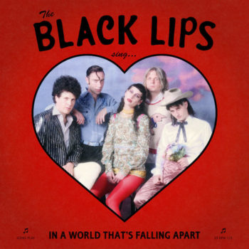 Black Lips: Sing In A World That's Falling Apart [CD]