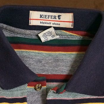 Kiefer: Kickinit Alone [LP]
