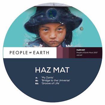 "Haz Mat: My Zania / Bridge To Universe / Groove Of [12""]"