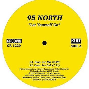 "95 North: Let Yourself Go [12""]"