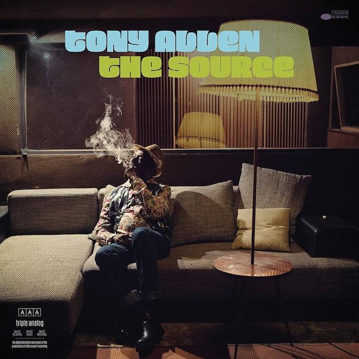 Allen, Tony: The Source [CD]