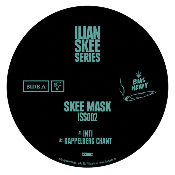 "Skee Mask: ISS002 [12""]"