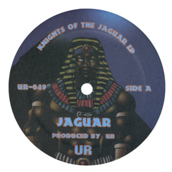 "Underground Resistance: Knights Of The Jaguar EP [12""]"