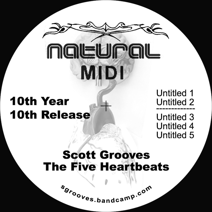 "Scott Grooves: The Five Heartbeats [12""]"