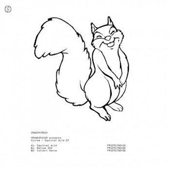"""Vicram: Squirrel Acid EP [12""""]"""