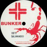 """Salamandos: Follow The Messiah [12""""]"""