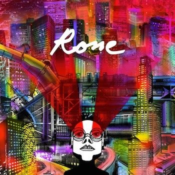 Rone: Mirapolis [CD]