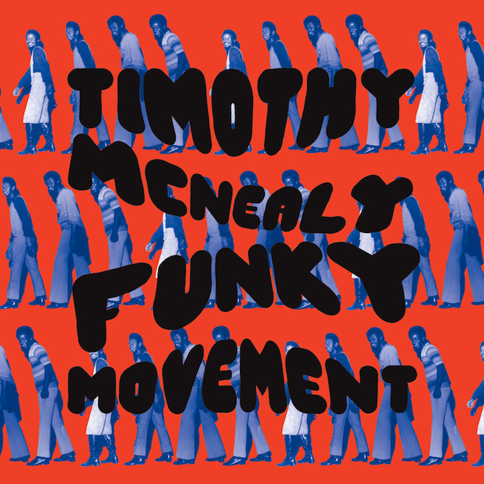 McNealy, Timothy: Funky Movement [LP]