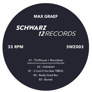 "Graef, Max: SWZ003 [12""]"