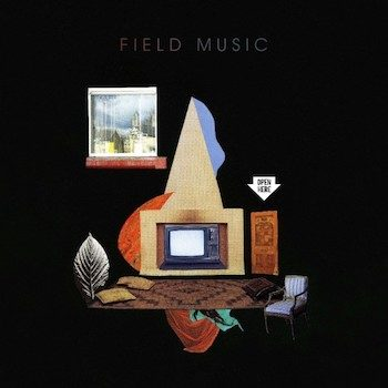 Field Music: Open Here [CD]