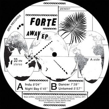 "Forte: Away EP [12""]"