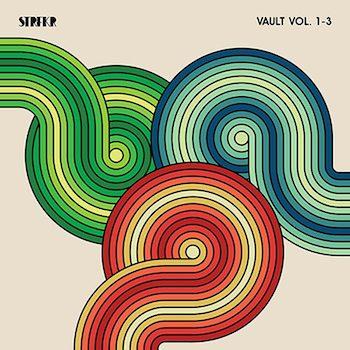 STRFKR: Vault, Vol. 1-3 [3xCD]