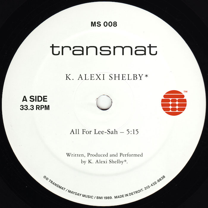 """Shelby, Mr. K Alexi: All For Lee-Sah [12""""]"""