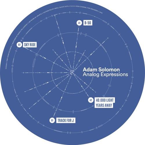 "Solomon, Adam: Analog Expressions EP [12""]"