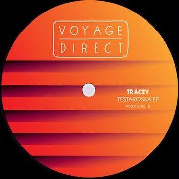 "Tracey: Testarossa [12""]"