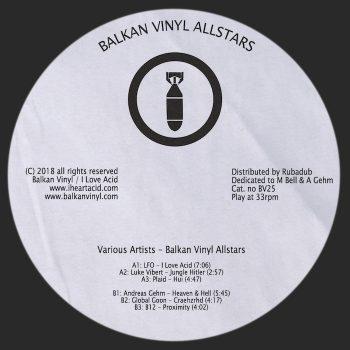 """variés: Balkan Allstars [12""""]"""