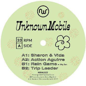 "Unknown Mobile: Sharon & Vida [12""]"