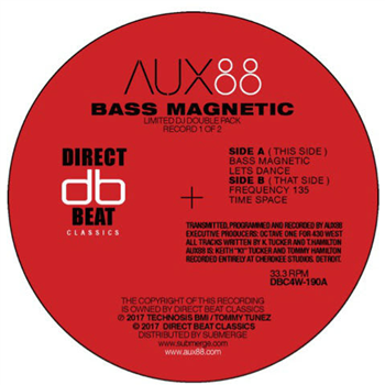 "Aux 88: Bass Magnetic [2x12""]"