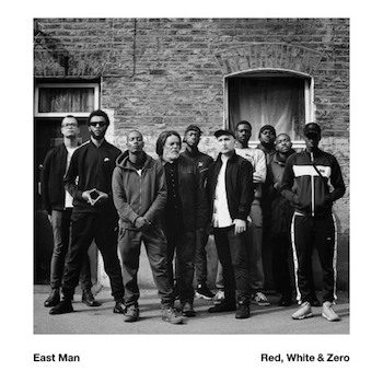 East Man: Red, White & Zero [CD]