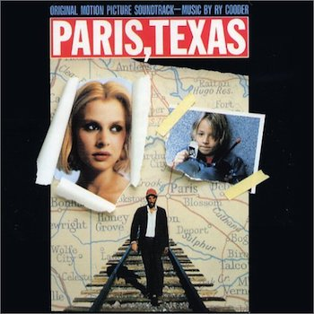 Cooder, Ry: Paris, Texas [LP transparent]