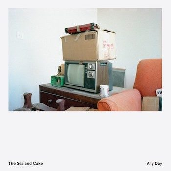 Sea And Cake, The: Any Day [LP orange]