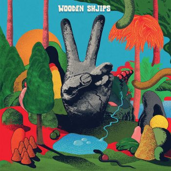 Wooden Shjips: V. [CD]