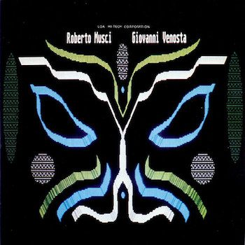 Musci & Giovanni Venosta, Roberto: Water Messages on Desert Sand [LP]