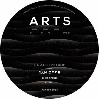 """Cook, Yan: Graphite EP [12""""]"""