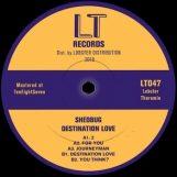 """Shedbug: Destination Love [12""""]"""