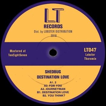 "Shedbug: Destination Love [12""]"
