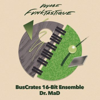 "BusCrates 16-Bit Ensemble / Dr.MaD: Split Series #1 [7""]"