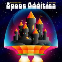 Estardy, Bernard: Bernard Estardy's Space Oddities 1970-1982 [CD]