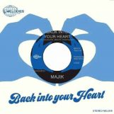 """Majik: Back Into Your Heart [7""""]"""