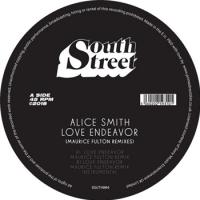 """Smith, Alice: Love Endeavour – incl. Remix par Maurice Fulton [12""""]"""