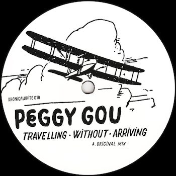 "Peggy Gou: Travelling Without Arriving - incl. remix par Ge-ology [12""]"