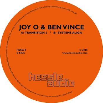 """Joy O & Ben Vince: Joy O & Ben Vince [12""""]"""