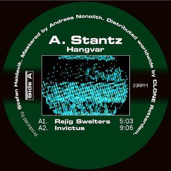"A. Stantz: Hangvar [12""]"