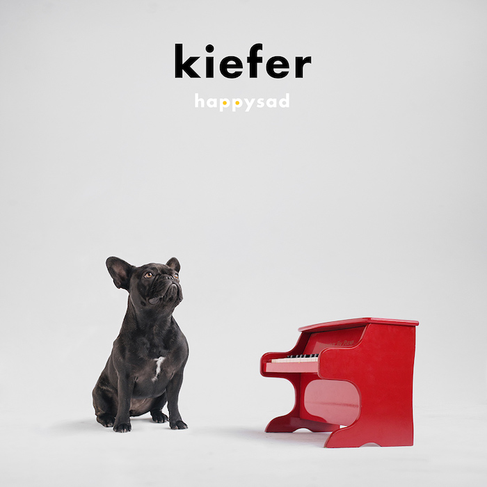 Kiefer: Happysad [CD]