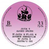 """Jayda G: Sacred Spaces [12""""]"""
