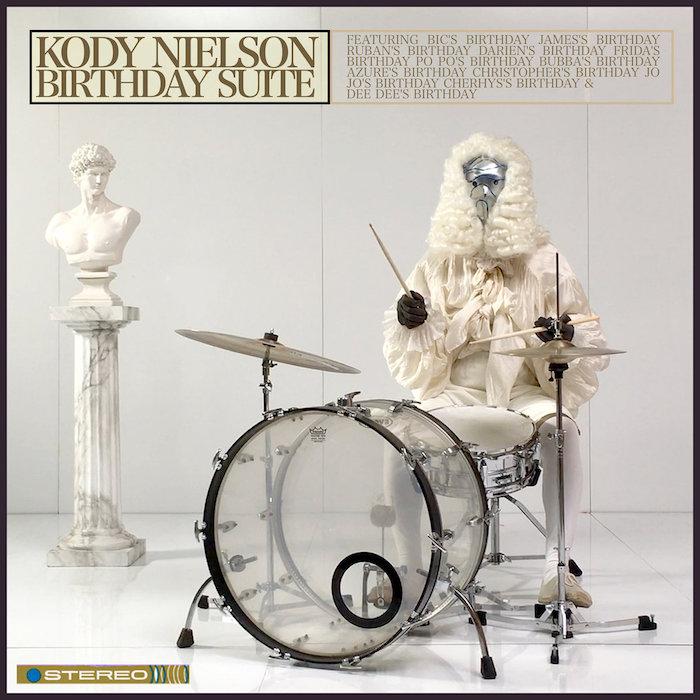 Nielson, Kody: Birthday Suite [CD]