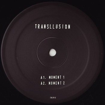 """Transllusion: A Moment Of Insanity [12""""]"""