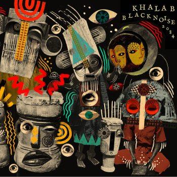 Khalab: Black Noise 2084 [CD]