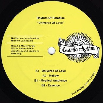 "Rhythm Of Paradise: Universe Of Love [12""]"