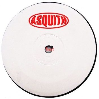 """Asquith: The Conditioning Track [12""""]"""