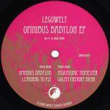 """Legowelt: Omnibus Babylon EP [12""""]"""