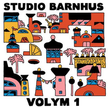 variés: Studio Barnhus Volym 1 [3xLP]