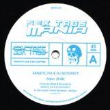 """Zarate_Fix & DJ Sotofett: Arjun / Afroz [12""""]"""