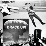 Corsano & Bill Orcutt, Chris: Brace Up! [LP]