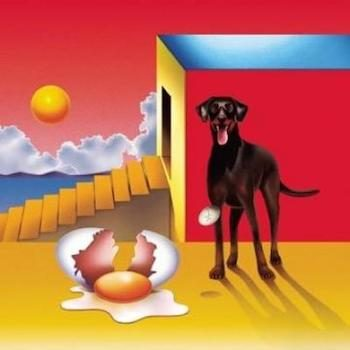 Agar Agar: The Dog And The Future [CD]